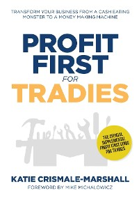 Cover Profit First for Tradies