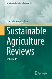 Cover Sustainable Agriculture Reviews