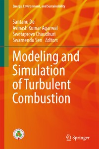 Cover Modeling and Simulation of Turbulent Combustion