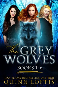 Cover The Grey Wolves Series Books 1-6