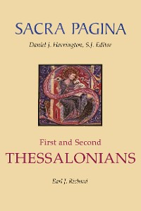 Cover Sacra Pagina: First and Second Thessalonians