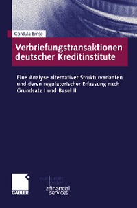 Cover Verbriefungstransaktionen deutscher Kreditinstitute