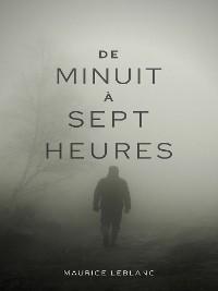 Cover De minuit à Sept Heures