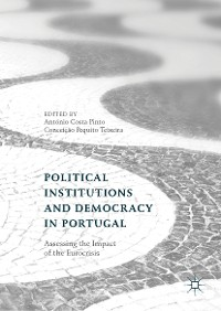 Cover Political Institutions and Democracy in Portugal
