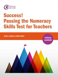 Cover Success! Passing the Numeracy Skills Test for Teachers