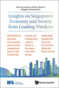 Cover Insights on Singapore's Economy and Society from Leading Thinkers