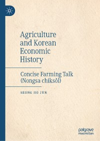 Cover Agriculture and Korean Economic History