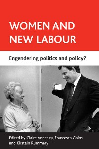 Cover Women and New Labour