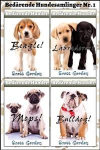 Cover Bedårende Hundesamlinger Nr. 1