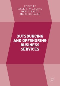 Cover Outsourcing and Offshoring Business Services