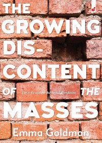 Cover The Growing Discontent of the Masses