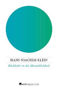 Cover Rückkehr in die Menschlichkeit