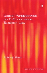 Cover Global Perspectives on E-Commerce Taxation Law
