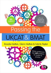 Cover Passing the UKCAT and BMAT