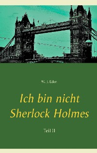 Cover Ich bin nicht Sherlock Holmes