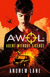 Cover AWOL 1 Agent Without Licence