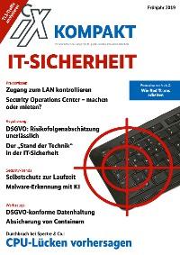 Cover iX kompakt (2019)