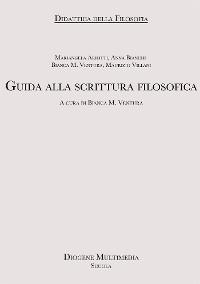 Cover Guida alla scrittura filosofica