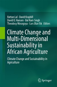 Cover Climate Change and Multi-Dimensional Sustainability in African Agriculture
