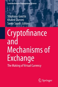 Cover Cryptofinance and Mechanisms of Exchange
