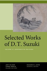 Cover Selected Works of D.T. Suzuki, Volume III