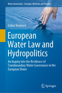 Cover European Water Law and Hydropolitics