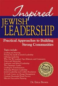 Cover Inspired Jewish Leadership
