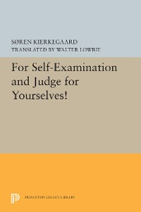Cover For Self-Examination and Judge for Yourselves!