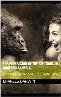 Cover The Expression of the Emotions in Man and Animals