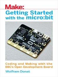 Cover Getting Started with the micro:bit