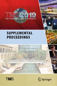 Cover TMS 2019 148th Annual Meeting & Exhibition Supplemental Proceedings