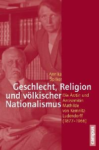 Cover Geschlecht, Religion und völkischer Nationalismus