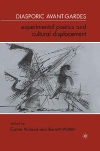 Cover Diasporic Avant-Gardes
