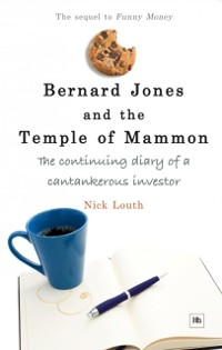 Cover Bernard Jones and the Temple of Mammon