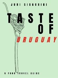 Cover Taste of... Uruguay