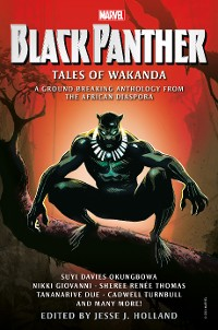 Cover Black Panther: Tales of Wakanda
