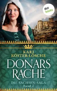 Cover Donars Rache - Zweiter Roman der Sachsen-Saga