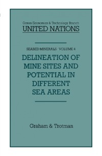 Cover Delineation of Mine-Sites and Potential in Different Sea Areas