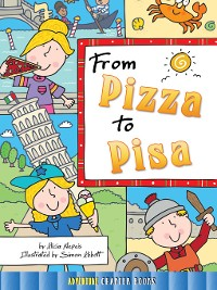 Cover From Pizza to Pisa