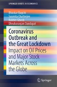 Cover Coronavirus Outbreak and the Great Lockdown