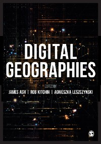 Cover Digital Geographies