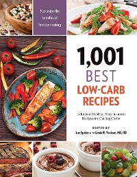 Cover 1,001 Best Low-Carb Recipes