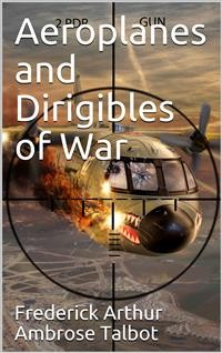 Cover Aeroplanes and Dirigibles of War