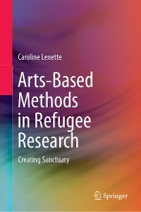 Cover Arts-Based Methods in Refugee Research