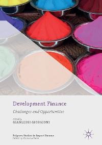 Cover Development Finance