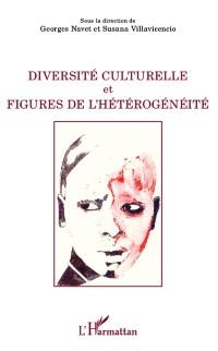Cover Diversite culturelle et figures de l'heterogeneite
