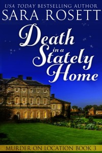 Cover Death in a Stately Home