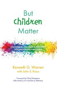 Cover But Children Matter