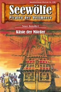 Cover Seewölfe - Piraten der Weltmeere 638