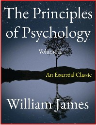 Cover The Principles of Psychology, Vol. II